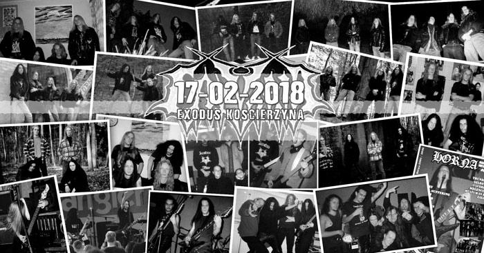 Calvaria Death Metal Kościerzyna 2018